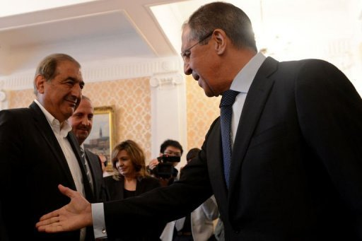 Russia Urges Syria Peace Talks 'As Soon as Possible': Lavrov