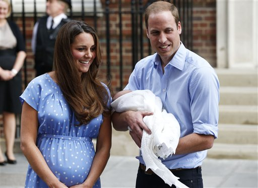 BREAKING: Duchess of Cambridge Pregnant With Second Baby