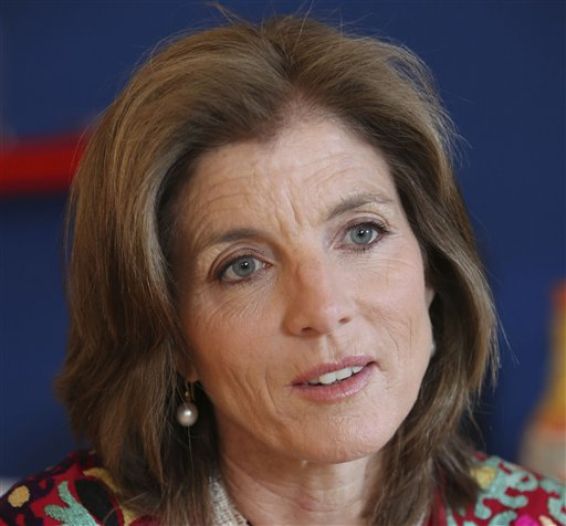 Caroline Kennedy Nominated as Ambassador to Japan