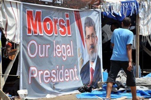 Qatar Joins Calls for Release of Egypt's Morsi