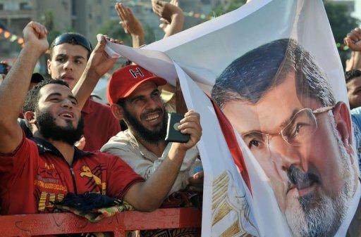 Hamas Denounces Egypt over Morsi Detention