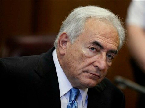 Strauss-Kahn Charged with 'Aggravated Pimping'