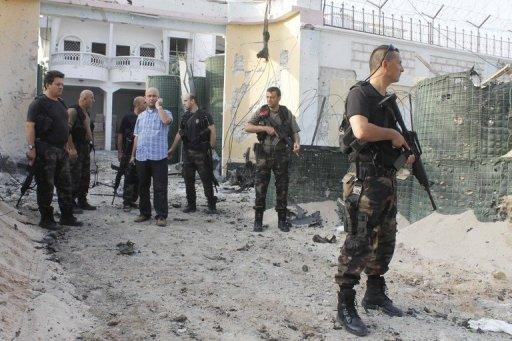 Suicide Attack on Mogadishu Turkish Compound Kills Two