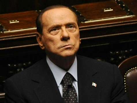 Italy's Top Court Orders Prison Term for Berlusconi