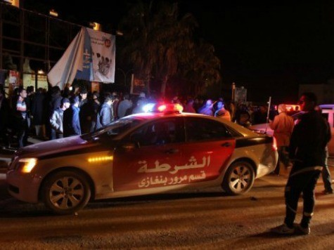 Senior Libya Policeman Wounded by Car Bomb