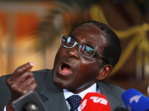 Zimbabwe's Mugabe: 'We Say No to Whites Owning Our Land'