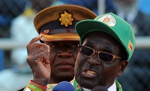 Zimbabwe's Mugabe Delays Condolences to Mandela