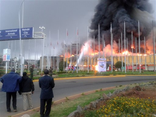 Kenya airport fire: No signs of terrorism–yet