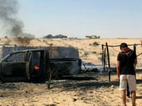 Egypt Claims Jihadists Using American Weapons