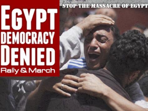 Rally Organizers Deny Ties with Egyptian Muslim Brotherhood