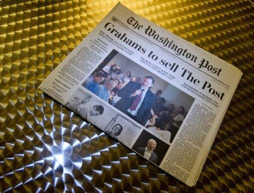 Spoof Washington Post Story Fools China's News Agency