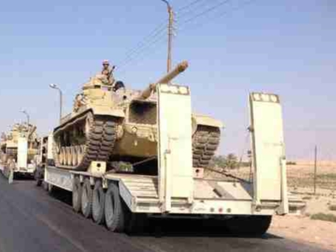 World View: Reports of an Israeli Drone Strike in Sinai Disputed by Egyptians