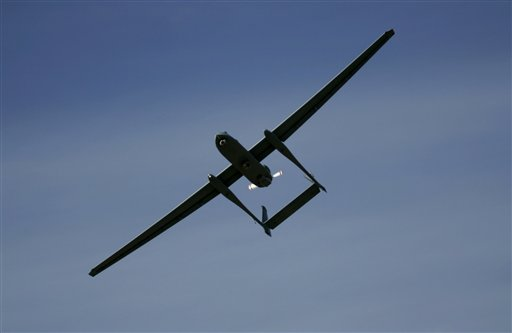 Sinai Group Says It Was Target of Israeli Drone