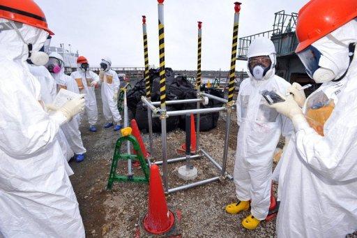 Fukushima Operator Pumps Out Toxic Groundwater
