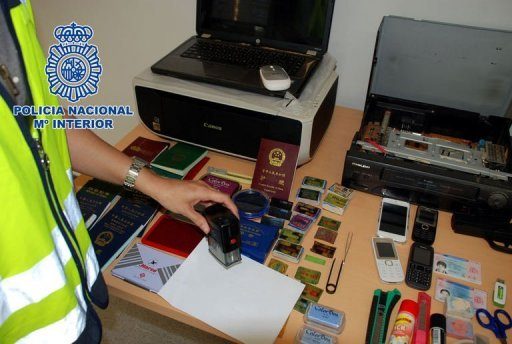 Chinese Human Trafficking Ring Busted in Spain, France