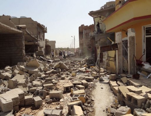 Al-Qaeda Front Group Claims Deadly Eid Attacks in Iraq