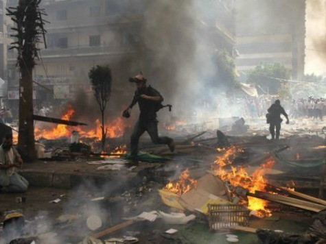 Egypt Declares Month-Long State of Emergency