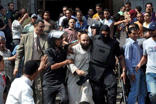 Egypt: Echoes of Black September