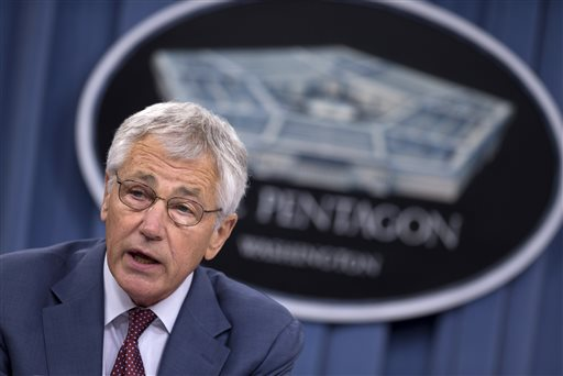 Hagel Holds First Pentagon Talks with Chinese