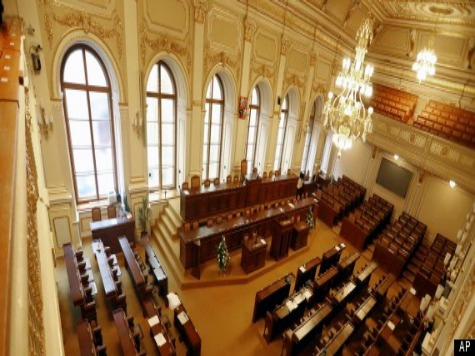 Czech Parliament Dissolved, Paves Way for Communists