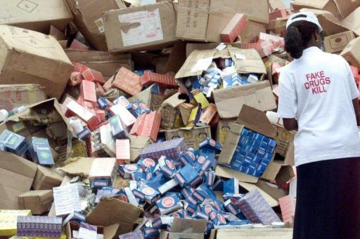Counterfeit Medicine Trade Targets Africa's Poor