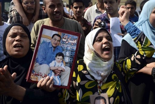 US Says Mubarak Fate up to Egypt, Morsi Should Be Freed