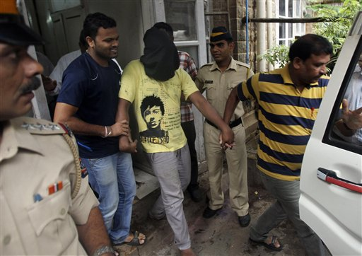 Last Five Suspects in Mumbai Gang Rape Arrested