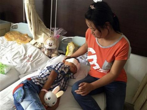 Woman in China Gouged Out Boy's Eyes