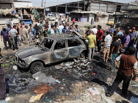 World View: New Sectarian Bombings Kill 86 in Baghdad, Iraq