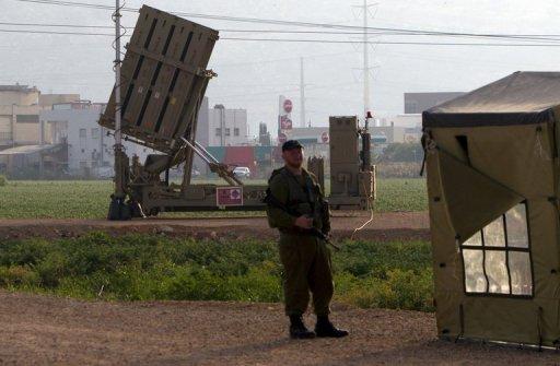 Tel Aviv Gets Missile Defence amid Syria Fears