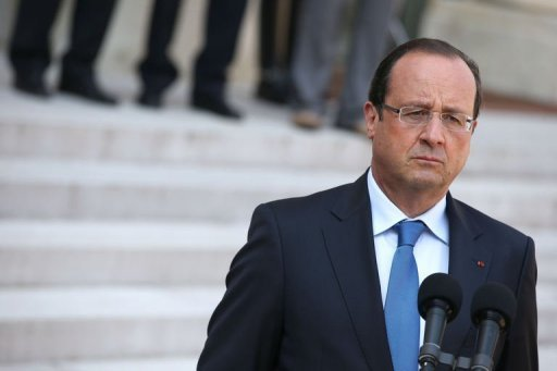 France Says Committed to 'Firm' Syria Response