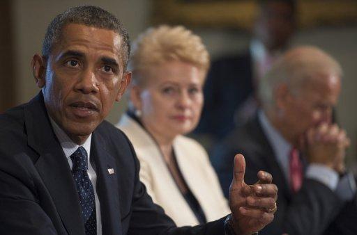 Obama Slams 'Incapacity' of UN Security Council on Syria