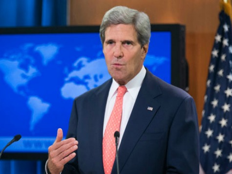 Kerry on Syria: 'Just Think About It. In Logical Terms. Common Sense.'