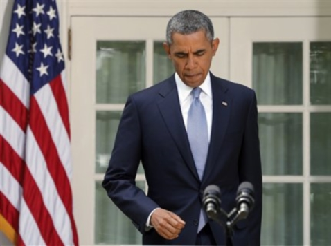 Obama's 'New' Syria Strategy: Blame Congress