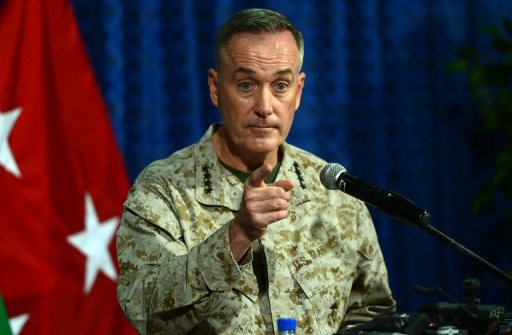 NATO Chief: Afghan Security Death Toll 'Unsustainable'