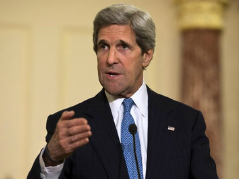 Kerry: Syria Inaction Will Give Iran 'Permission Slip' to Pursue WMDs