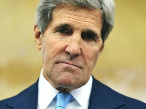 Kerry Doesn't Know What Obama Will Do if Congress Shoots Down Syria Strike