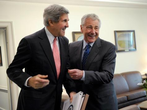 War or No War? Hagel, Kerry Offer Conflicting Testimony