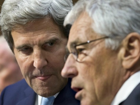 Kerry: Arab Nations Offered to Pay for Syrian Intervention