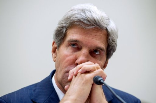 State Dept. Erases Kerry's Red Line