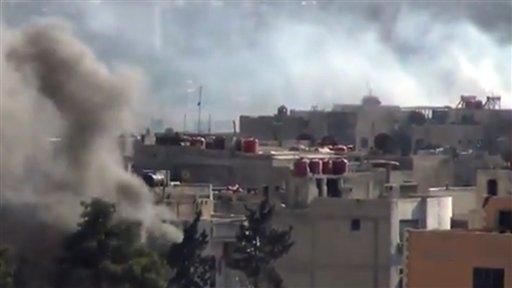 Al Qaeda-Linked Rebels Attack Christian Village