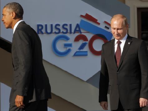 Obama, Putin Talk Syria at G20 Summit