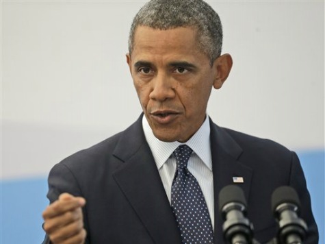 Obama Compares Hesitating on Syria to World War II Isolationism