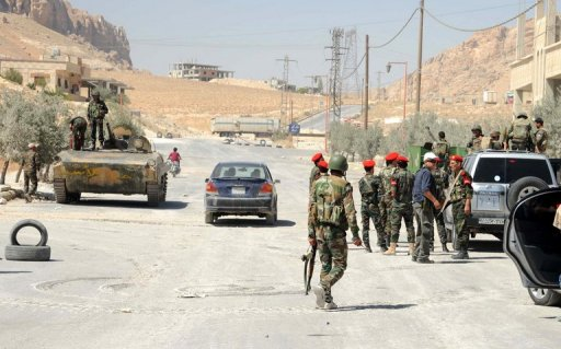 Sources: Syria Rebels Seize Christian Town Maalula