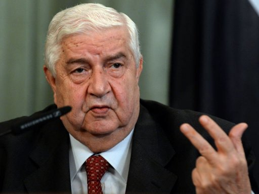 Syrian FM Welcomes Russia's Chemical Arms Handover Initiative