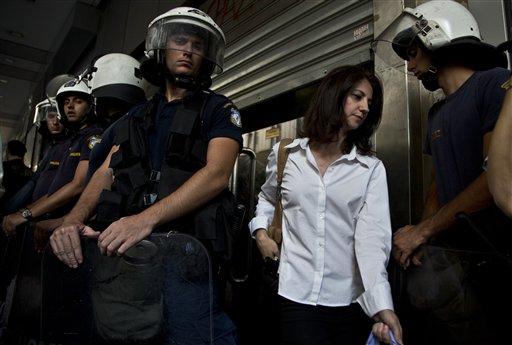 Greek High School Teachers to Strike over Job Cuts