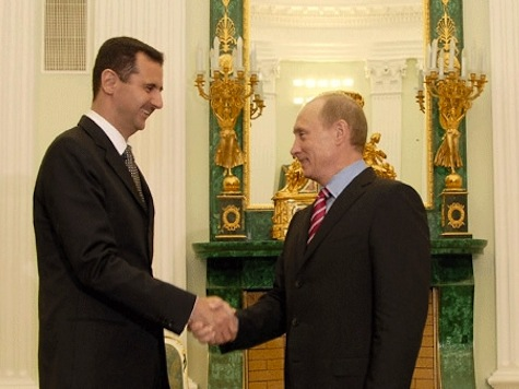Report: Assad Uses Chemical Weapons in Damascus Again