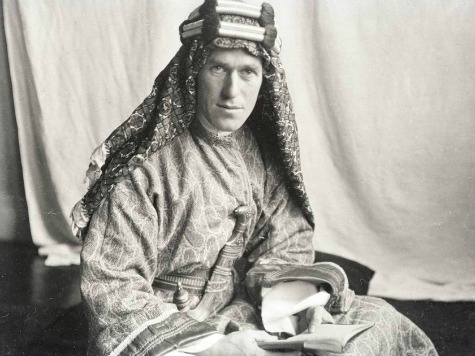 Lawrence of Arabia Warns America Against Entanglement in Syria