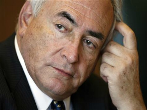 Strauss-Kahn Set to Be Serbia Economic Advisor