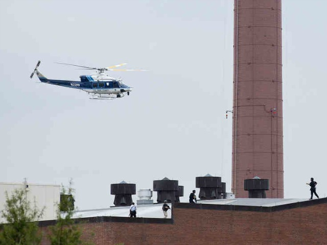 Officials: At Least One Shooter Dead at Navy Yard